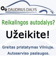 daudrius-dalys